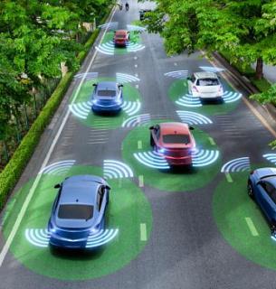 У США тестуватимуть бетон, який дає змогу заряджати електромобілі під час руху