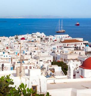 Греция становится Африкой: в регионе зафиксировали аномальные температуры