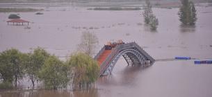 Провінція Хейлунцзян от-от потоне