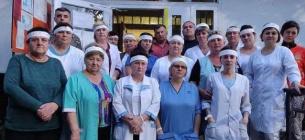Медики на Львівщині голодують, вимагаючи розрахуватися з ними