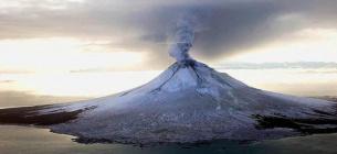 Аляска стала эпицентром вулканической активности