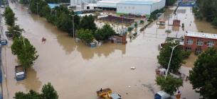 Дощ, град, повінь: стихійне лихо вже у Внутрішній Монголії