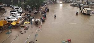 Повінь у провінції Хенань. Фото 21 липня