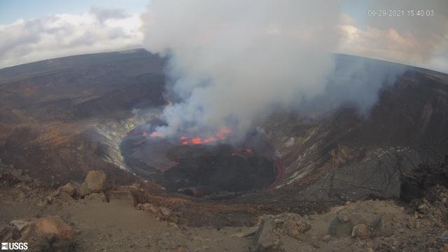 Вулкан Кілауеа