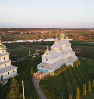 Село Старий Кривин Хмельницької області